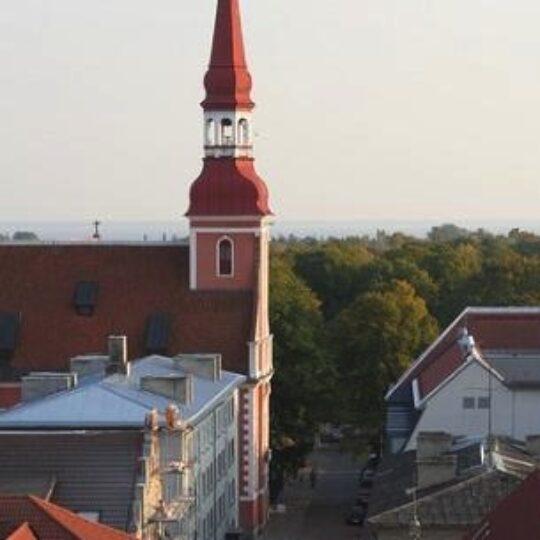 Pärnu Eliisabethi kirik