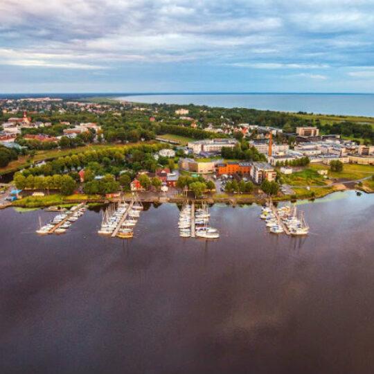 Pärnu marina