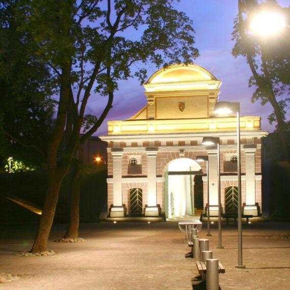 Tallinna väravad Pärnus