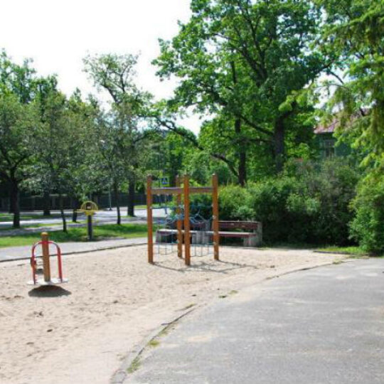 Children playground at Munamäe Park