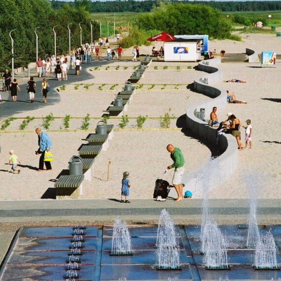 Pärnu rannapromenaad