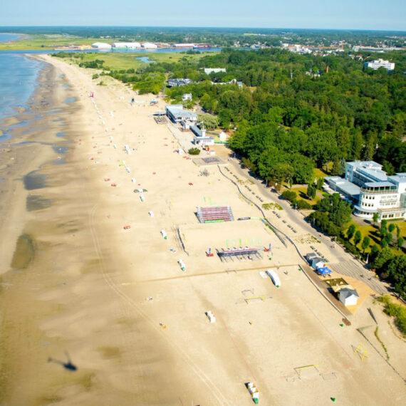 Pärnu Beach